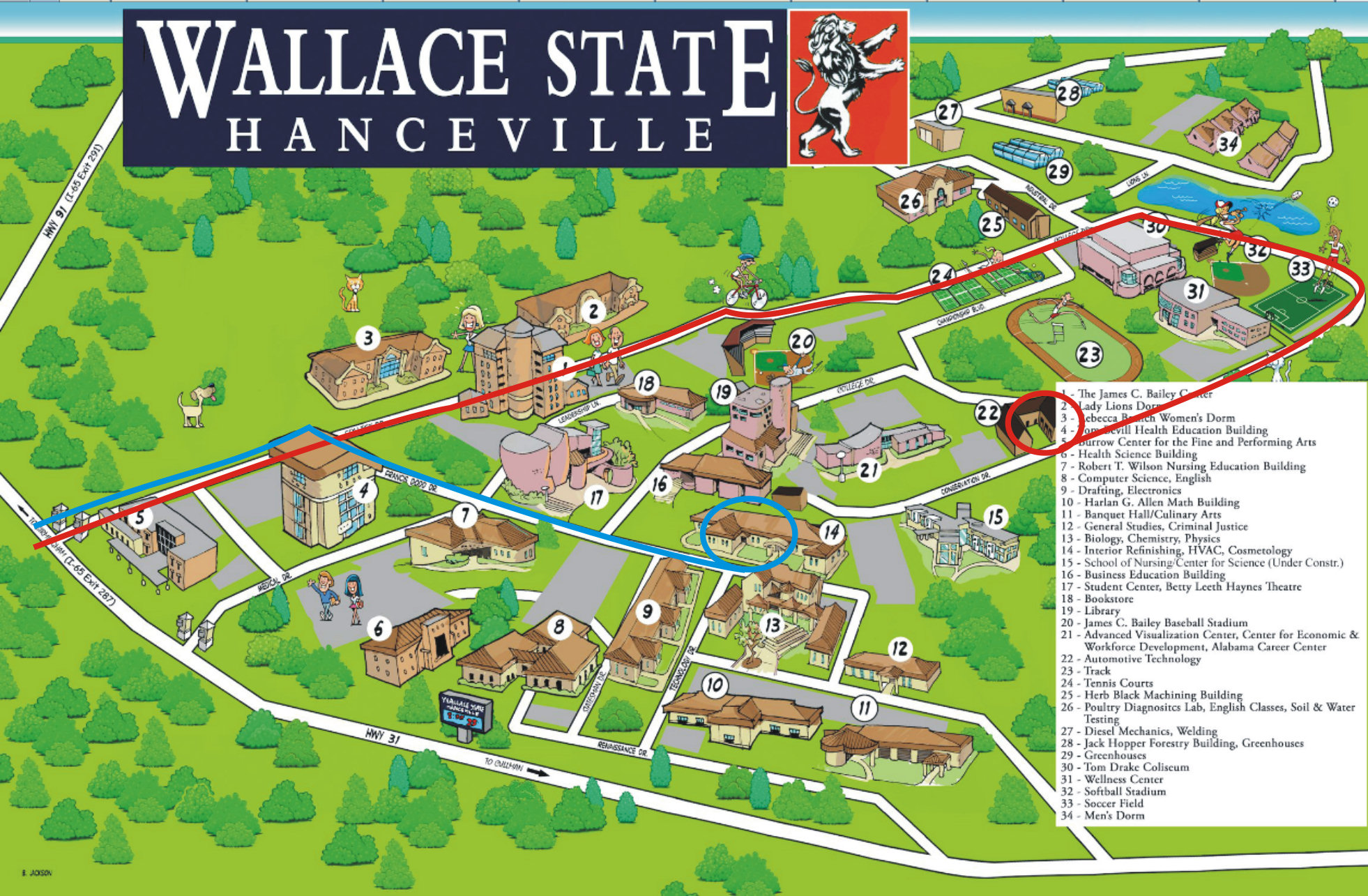 Wallace State Community College Hanceville Alabama